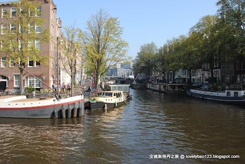 安姆斯特丹街景