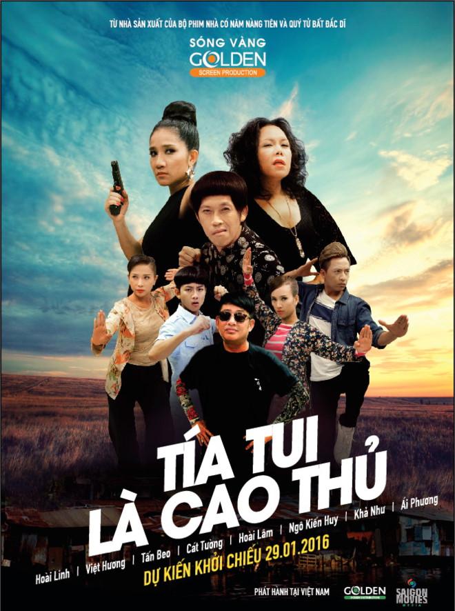 Tía Tui Là Cao Thủ – Bản Đẹp Trọn Bộ Full HD (2016)
