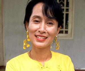 Aung San Su Ki