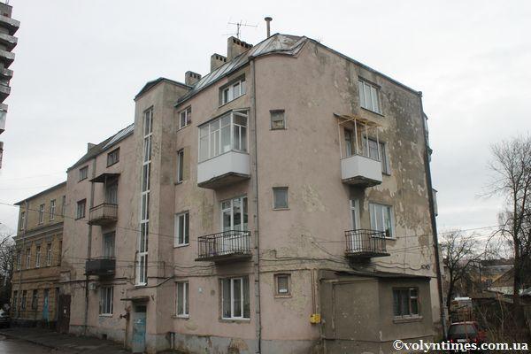 Будинок першої половини ХХ ст. на вулиці Словацького, 11 Фото І.Шворака