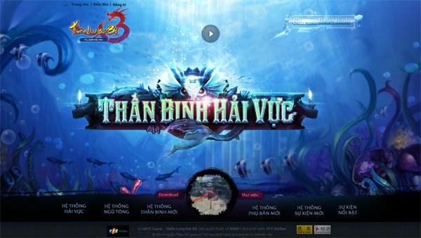 TLBB: Những tính nổi bật của Thần Binh Hải Vực 2