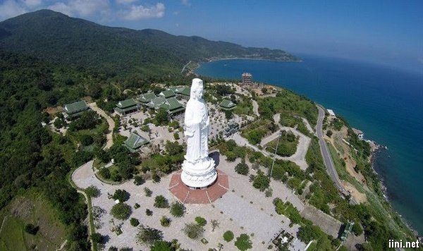 chùa Linh Ứng - Đà Nẵng thơ
