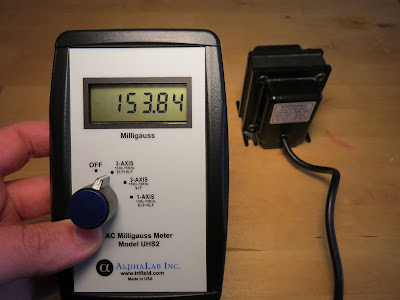 UHS2 more advanced ELF magnetic meter