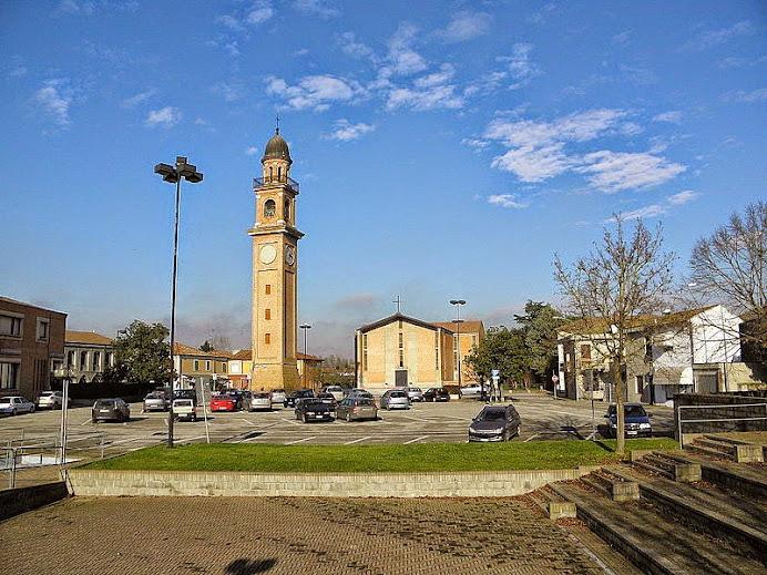 Berra - La Piazza
