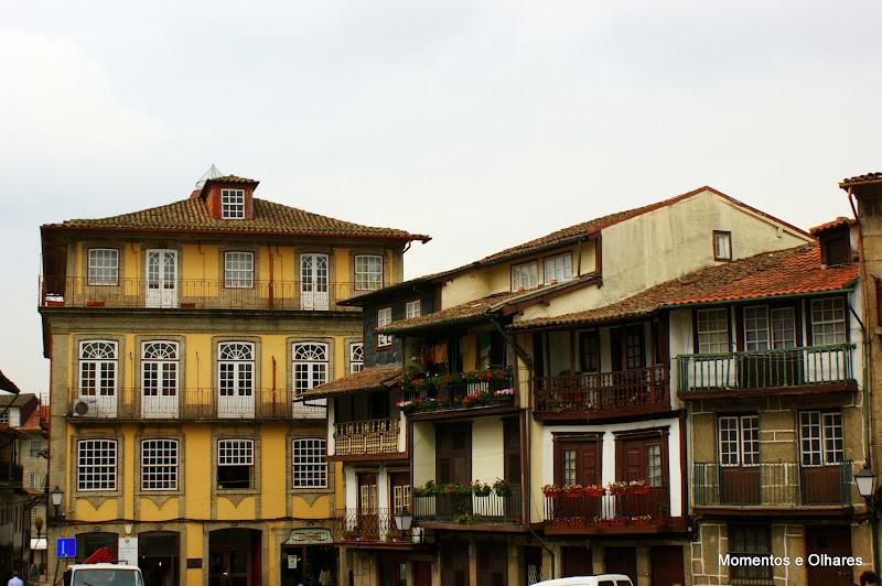 Guimarães, praça de Santiago