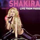 Baixar MP3 Grátis Shakira Live from Paris Shakira   Live from Paris