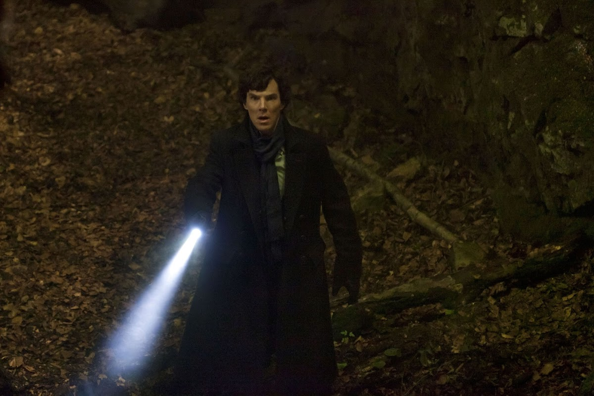 BBC Sherlock: The Hounds of Baskerville - Benedict Cumberbatch is Sherlock Holmes