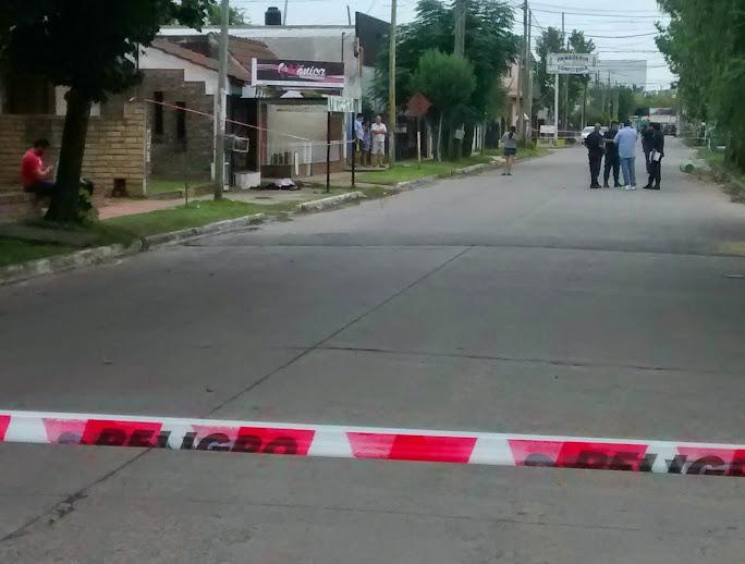 Vecinos del centro lincharon un delincuente