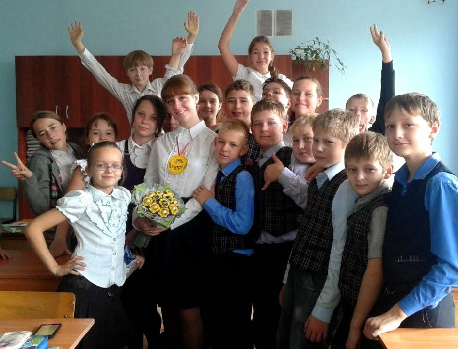 Поздравление учителей с открытием новой школы6