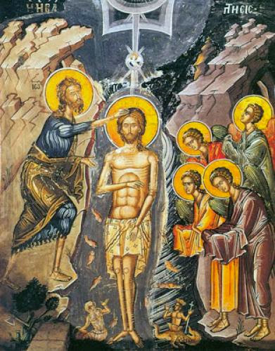 The Eve Of Holy Theophany Day Four