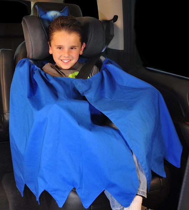 *兒童救星!:蝙蝠俠安全座椅時時刻刻保護你! 4