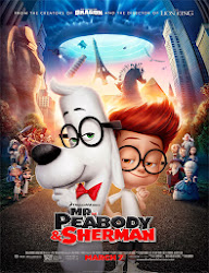 Mr. Peabody & Sherman (Las Aventuras de Peabody y Sherman ) 2014