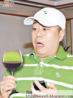 Bobby一向飲得,未知是否因工作忙才導致身體不適?(設計圖片)