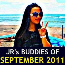 JR's Buddies of September 2011
