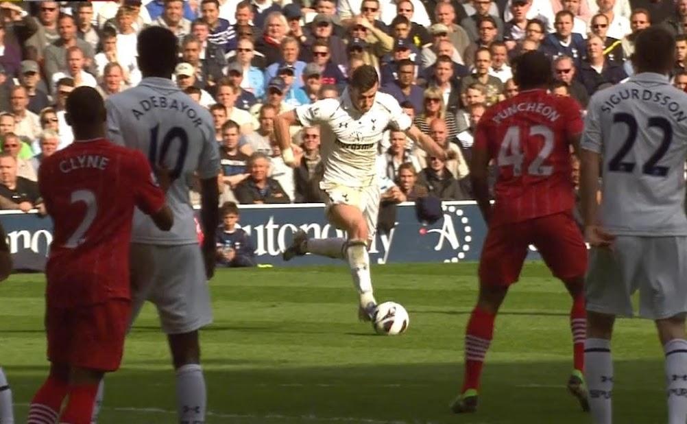 Bale, Tottenham - Southampton