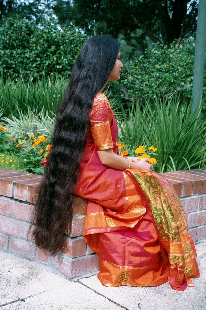 Longhairgirls Very Long Hair Indian Women-6809
