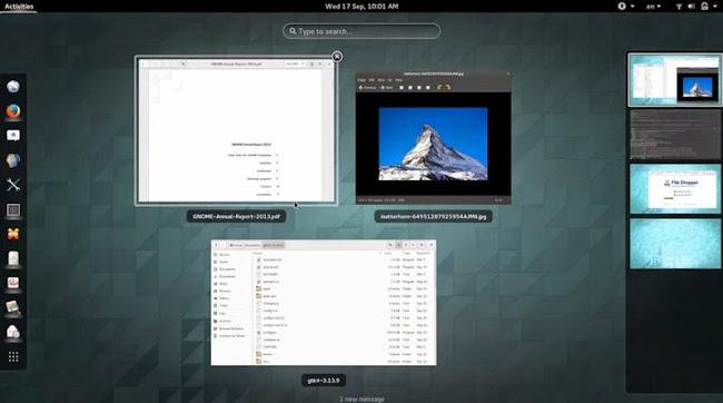 Cómo instalar GNOME 3.14 en Ubuntu GNOME 14.10