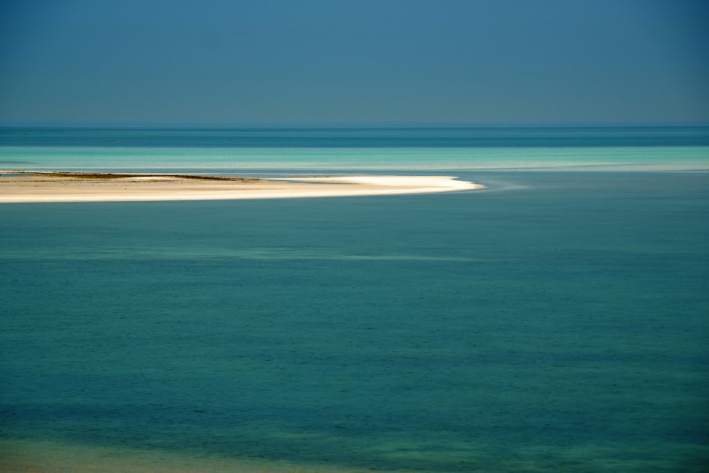 Arabian Gulf from Al Ruwais shoreline