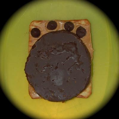 Chocolate bear claw recipe