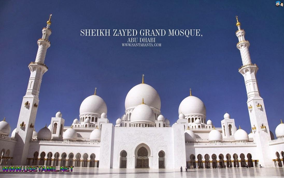 உலகின் அழகிய மசூதிகள் படங்கள்  - Page 4 Mosques-68a