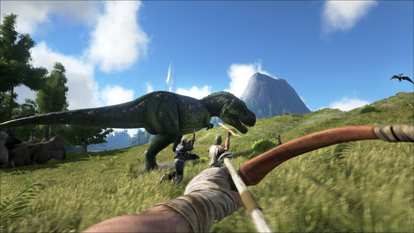 ARK Survival Evolved Cracked And Update - Game Screenshot