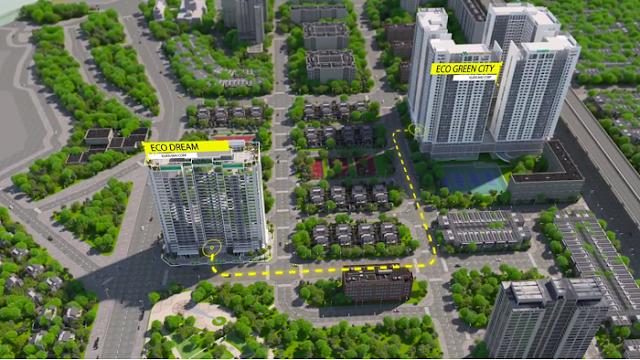 Eco Dream - giai đoạn 2 của Eco Green City