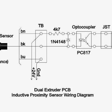 Metal Inductive Proximity Sensor Circuit Diagram Www Picsbud Com