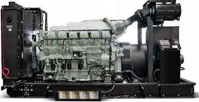Máy phát điện Mitsubishi 100kva – 2000kva