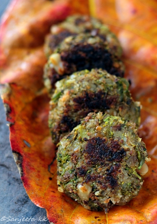 Recipe | Broccoli Patties