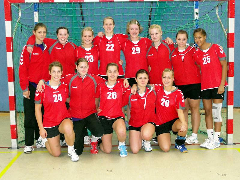 Weibliche A-Jugend 2011/2012