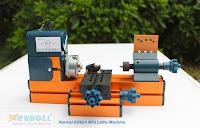 W50000M, Набор металлических профессиональных мини-станков 8 в 3 универсальный токарный станок