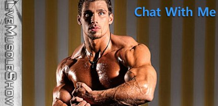 Live Muscle Show - Top Male Bodybuilders