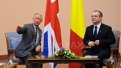 Buckingham Palace: Prinţul Charles nu va fi următorul rege al României