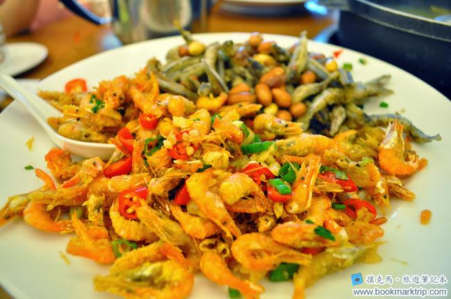 黑公雞風味餐廳炸魚蝦