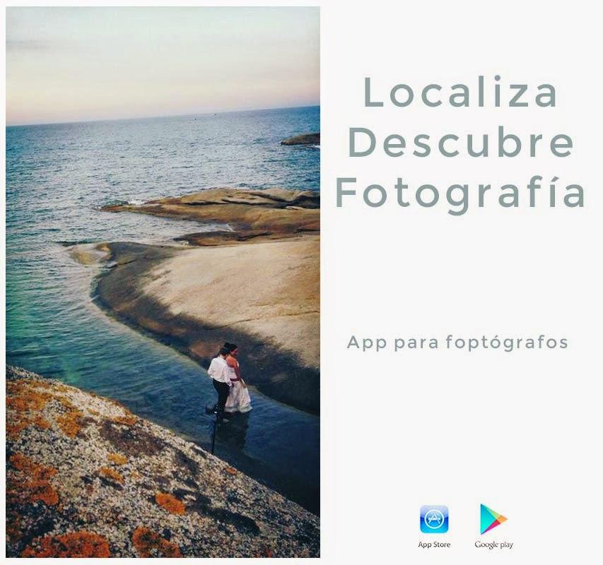 App para fotógrafos de boda.