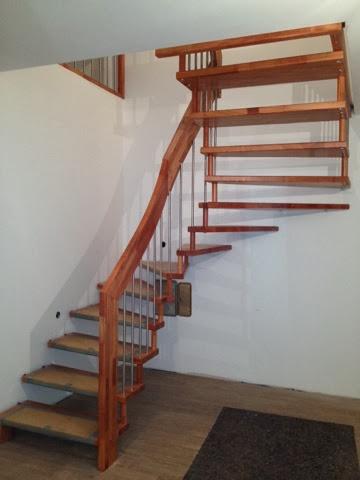 wir bauen unser h uschen mit heinz von heiden treppe und t ren. Black Bedroom Furniture Sets. Home Design Ideas