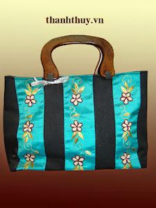 Hand Embroidered Bag