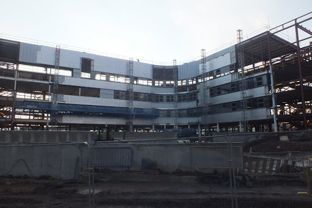 New Build Garthdee Progress