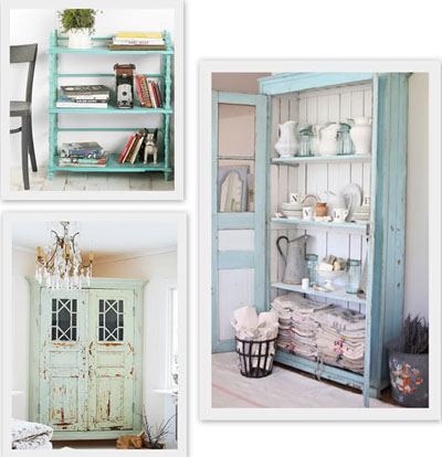 EN MI ESPACIO VITAL: Muebles Recuperados y Decoración Vintage: mayo 2011