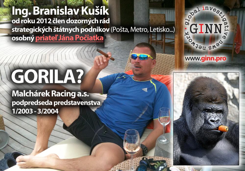 Branislav Kušík