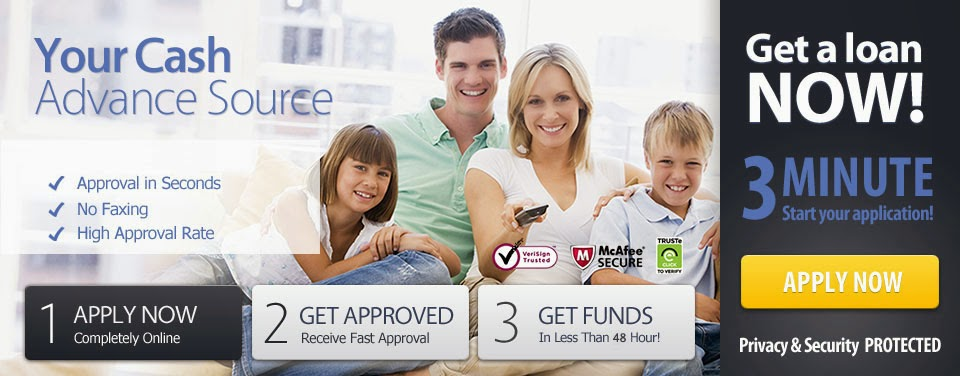 Instant Approval Payday Loans Banner