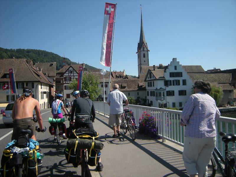мост в Штайне-на-Рейне