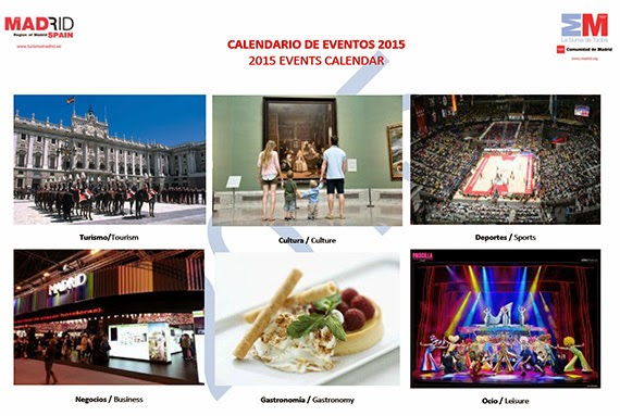 Calendario de eventos 2015 en madrid m s de un centenar for Calendario eventos madrid