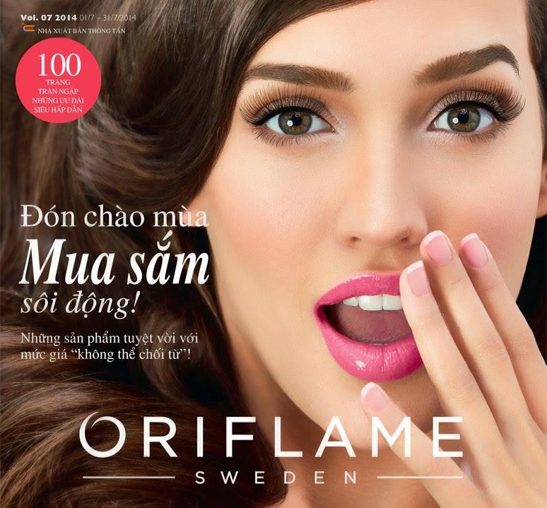 Oriflame Catalog 2014-07