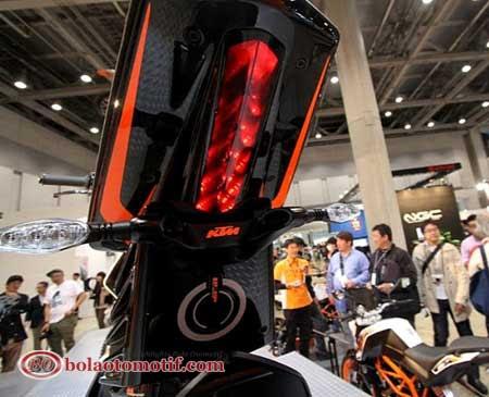 Motor Skutik KTM E-Speed