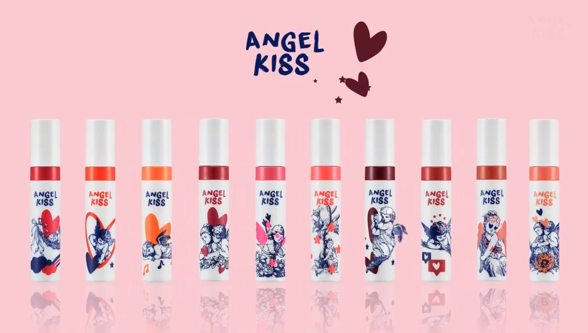 Aritaum Angel Kiss Lip Tint