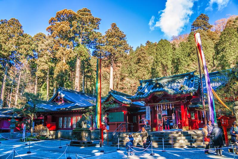 箱根神社 写真5