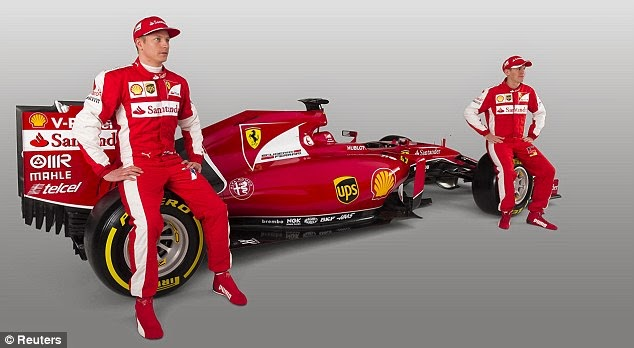 Ferrari Will Look Stunning On The Season 2015