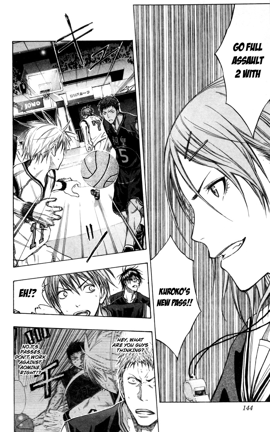 Kuroko no Basket Manga Chapter 115 - Image 16