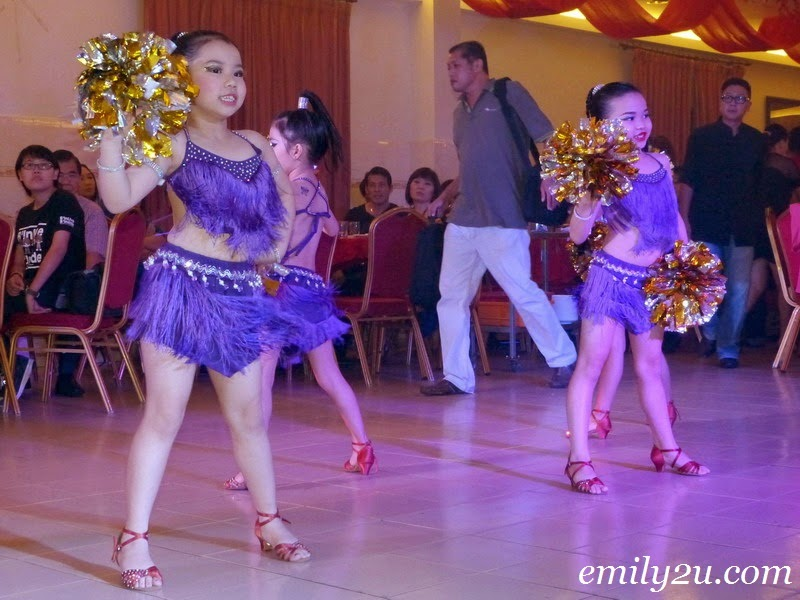 opening celebration Creative Latin Dance Academy CLDA